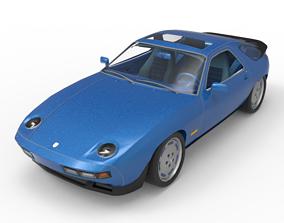 1981 Porsche 928 3D adventure