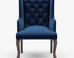 Modway Realm Dining Chair 3D