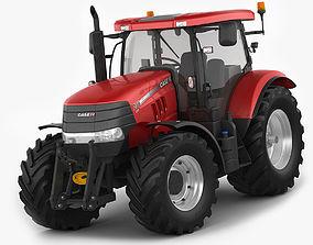 3D model Case IH Puma Tractor