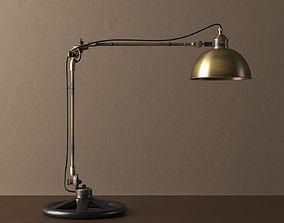 McCroskey Task Table Lamp 3D model