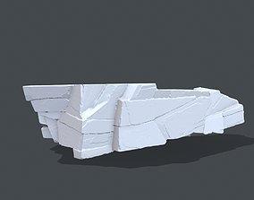 3D print model rock 12
