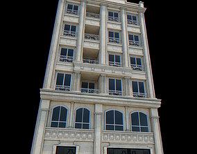 3D model Building building city