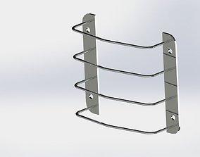 Tail Light Cover 3D model