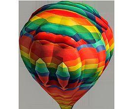 Air Balloon for revit 3D model