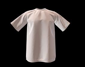 3D model Baggy T-shirt