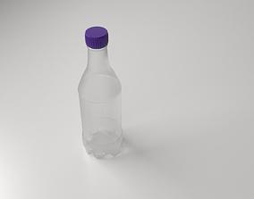 3D model Plastic Bottle 7
