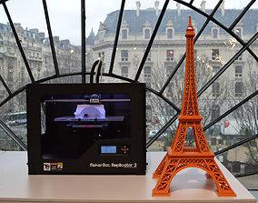3D print model 615 mm Eiffel Tower