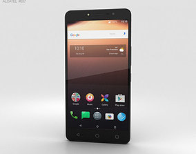3D Alcatel A3 XL Black