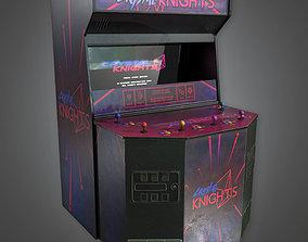 3D model Arcade Cabinet 08 Arcades - PBR Game Ready