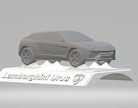 LAMBORGHINI URUS CAR 3D PRINTING STL FILE