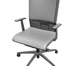 Office Chair 3D model furniture cente