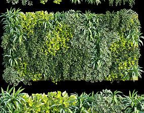 3D Verticalgarden - Green wall 07