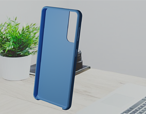 Samsung Galaxy S21 5G TPU case 3D printable model