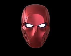 STL files Titans Season 3 Red Hood 3D printable model 3