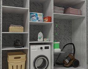 3D Laundry laundry