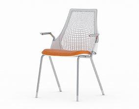 Herman Miller Sayl Side Chair 3D