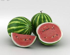 Watermelon 3D