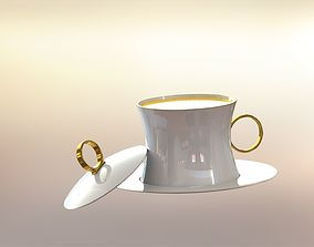 3D printable model Cup set