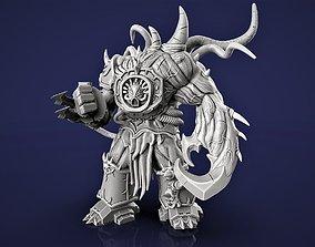 Mutated Abomination 3D printable model killer