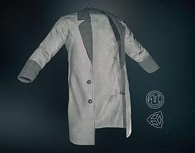 3D model Gray Coat