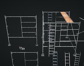 Construction Details Modular 3D model