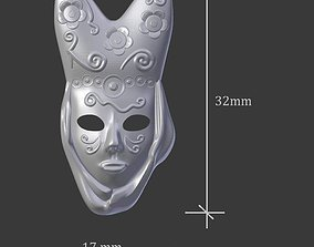 3D printable model Pendant Mask
