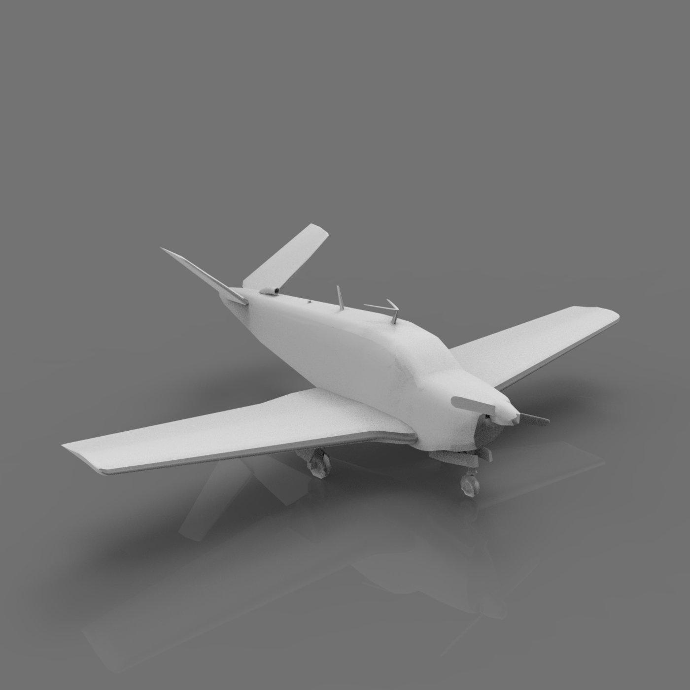 BEECH Aircraft Airplane