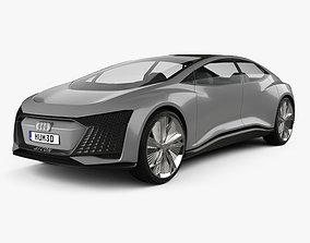 Audi Aicon 2017 3D