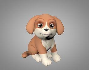 Puppy 3D model
