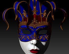 Venetian Mask 3D printable model