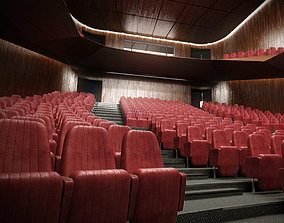 3D asset realtime Theater
