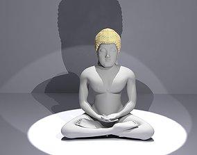 Lord buddha 3D printable model