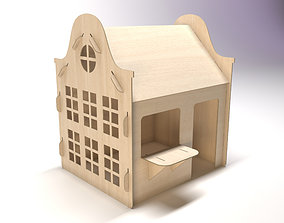 3D House for child