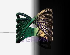 3D print model Ring Bliu