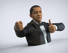 3D print model Obama Aproves