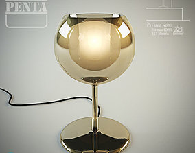 Glo Table Lamp 3D model