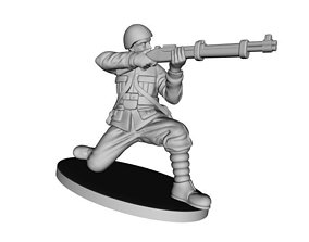 Soldier Model
