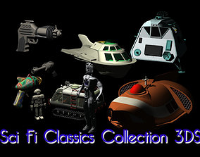 Sci Fi Classics Collection 3DS
