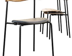 3D model CH88 Chair by Hans Wegner