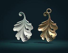 3D print model Leaf I