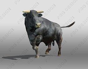 3D model Black Bull