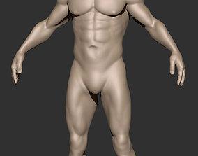 Anatomy Man Printable