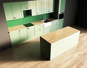 94-Kitchen10 glossy 8 3D