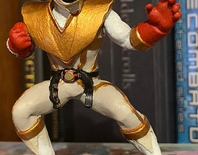 3D printable model Ryu Ranger miniature for Power 4