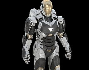 3D Iron Man MK39 Gemini