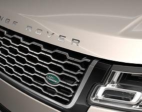 Range Rover Autobiography Hybrid LWB L405 2018 3D