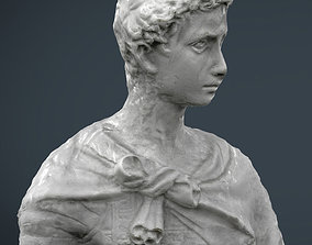 3D model ROMAN BUST 3