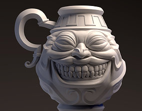 3D printable model Pot of Greed - Yu-Gi-Oh