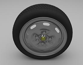 Lada Wheel 3D