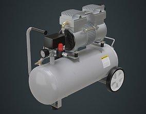 3D model Air Compressor 2A